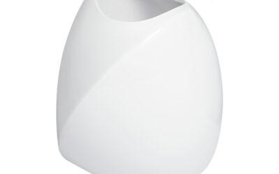 Steinvase klein