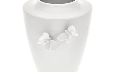 Vase Butterfly
