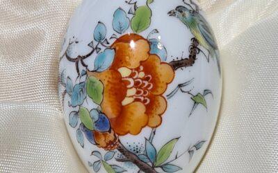 Miniaturei Indische Malerei / Meissen