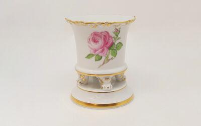 Vase Rote Rose
