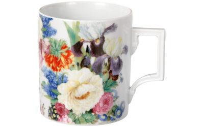 Henkelbecher Flower Garden AIDIDAS x Meissen Edition