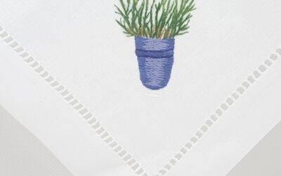 Lavendeltopf