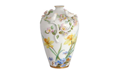 Vase Frühling limitiert