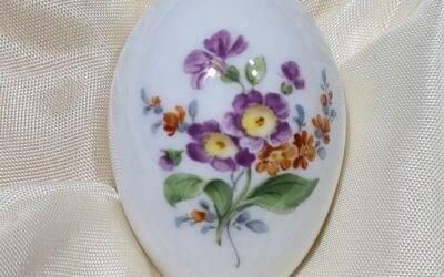 Miniaturei Blume II / Meissen